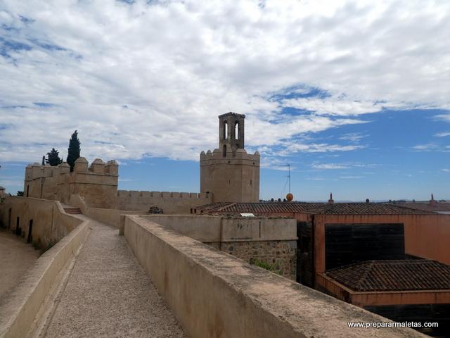 Torre Espantaperros de Badajoz