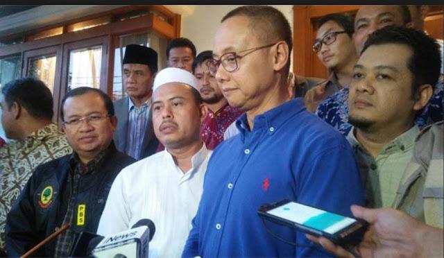 BERITA TERKINI - Sekjen PAN Pastikan Partainya Konsisten di Kubu Prabowo-Sandiaga