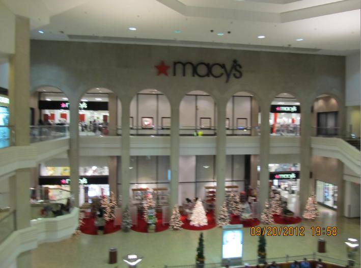 Trip to the Mall: Woodfield Mall- (Schaumburg, IL)