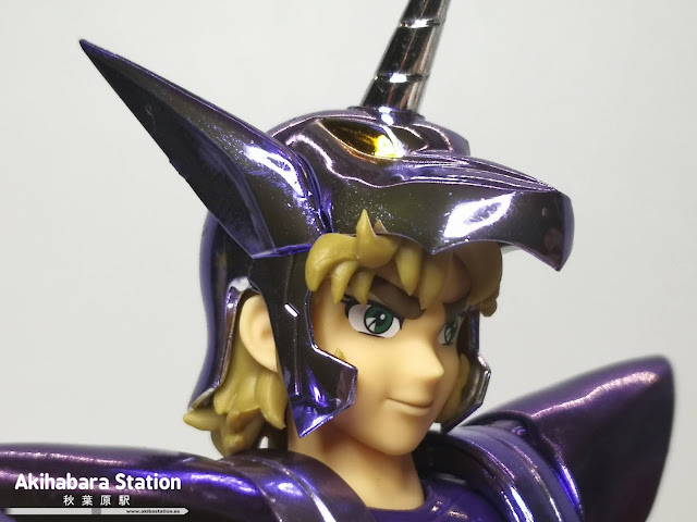 Myth Cloth Unicorn Jabu Revival de Saint Seiya - Tamashii Nations