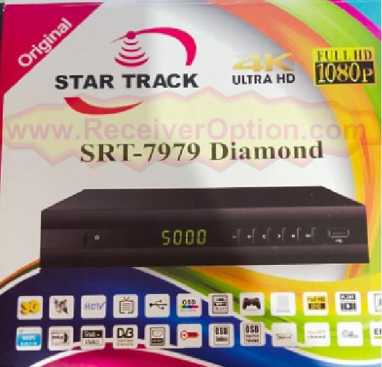 STAR TRACK SRT-7979 DIAMOND 1506LV HD RECEIVER NEW SOFTWARE