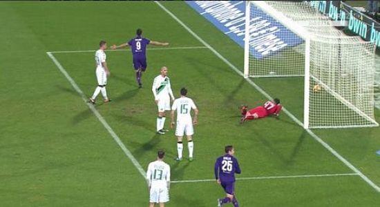 """Fiorentina Sassuolo 2-1, L E PAGELLE. Fiorentina """"mai doma"""" al Franchi. Kalinic chiude le speranze di Acerbi e del Sassuolo."""