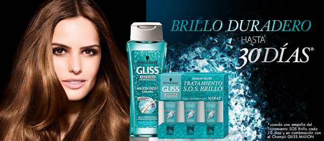 Gliss Million Gloss de Schwarzkopf