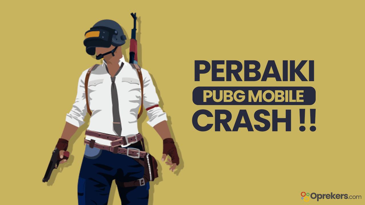 Cara Mengatasi PUBG Mobile Crash di Realme XT [RMX1921]