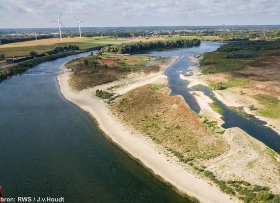 foto cover Ecologische ontwikkeling Grensmaas