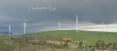 Dassiesklip Wind Energy Facility near Caledon