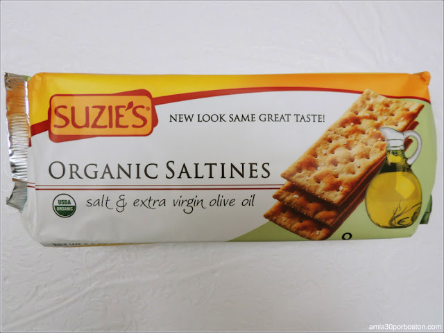 Ingredientes Crab Cakes: Saltines Crackers