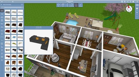 aplikasi Home Design 3D