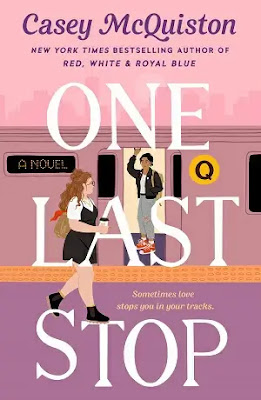 One Last Stop Book by Casey McQuiston Pdf