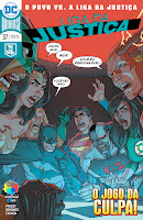 DC Renascimento: Liga da Justiça #37