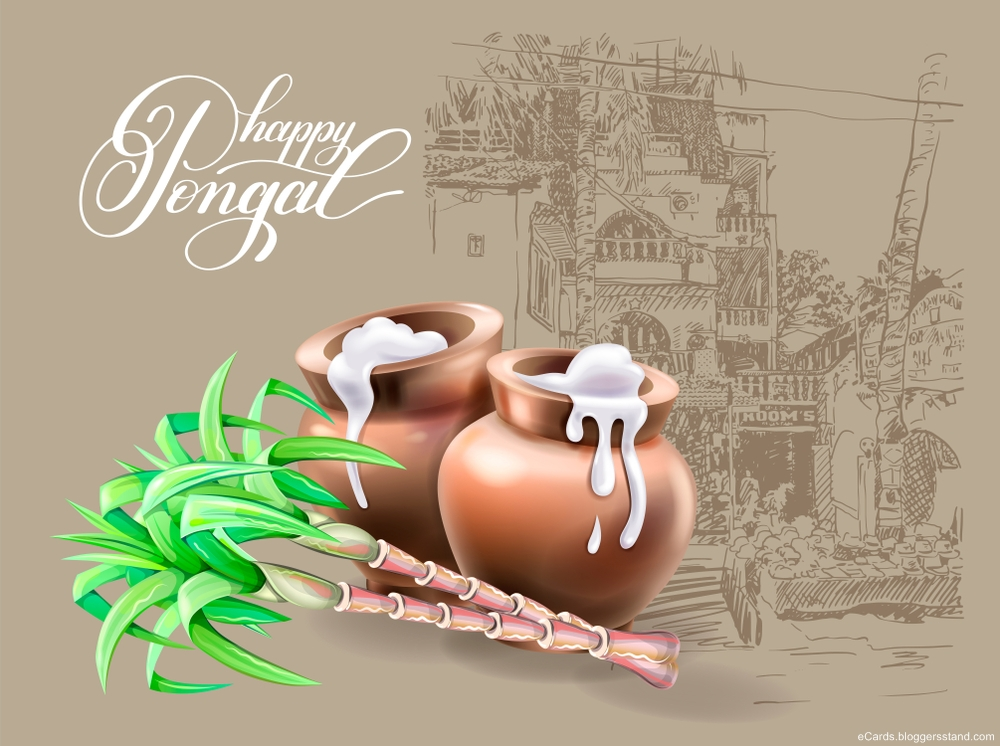 Pongal wishes messages 2021