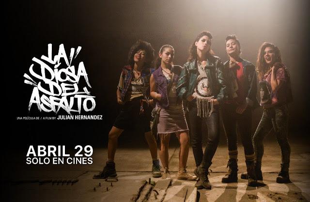 """Estrena """"La Diosa del Asfalto"""" de Julián Hernández en la Cineteca Nacional a partir del 30 de abril"""