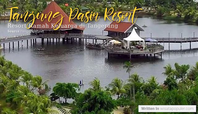 Tanjung Pasir Resort Teluk Naga Tangerang