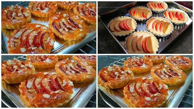طريقة عمل فطائر يدوية بالقرفة والتفاح بالبيت | موقع عناكب