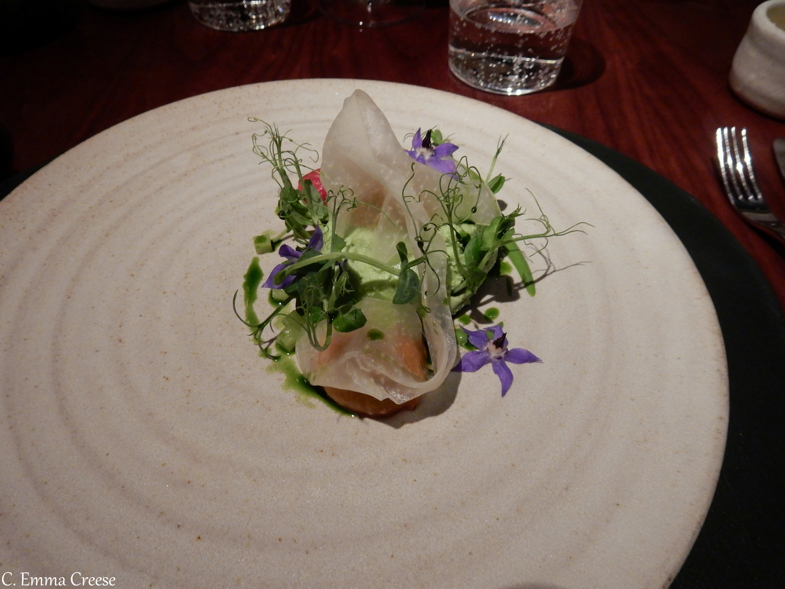 Fera Claridges restaurant review