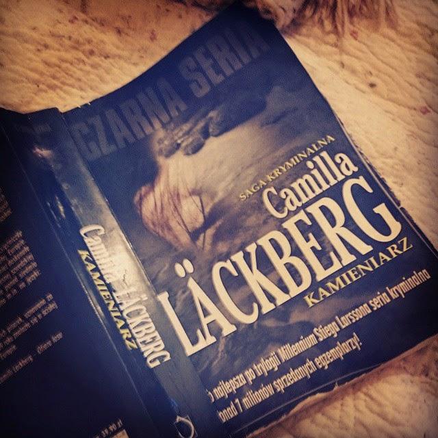 """""""Kamieniarz"""" Camilla Läckberg"""