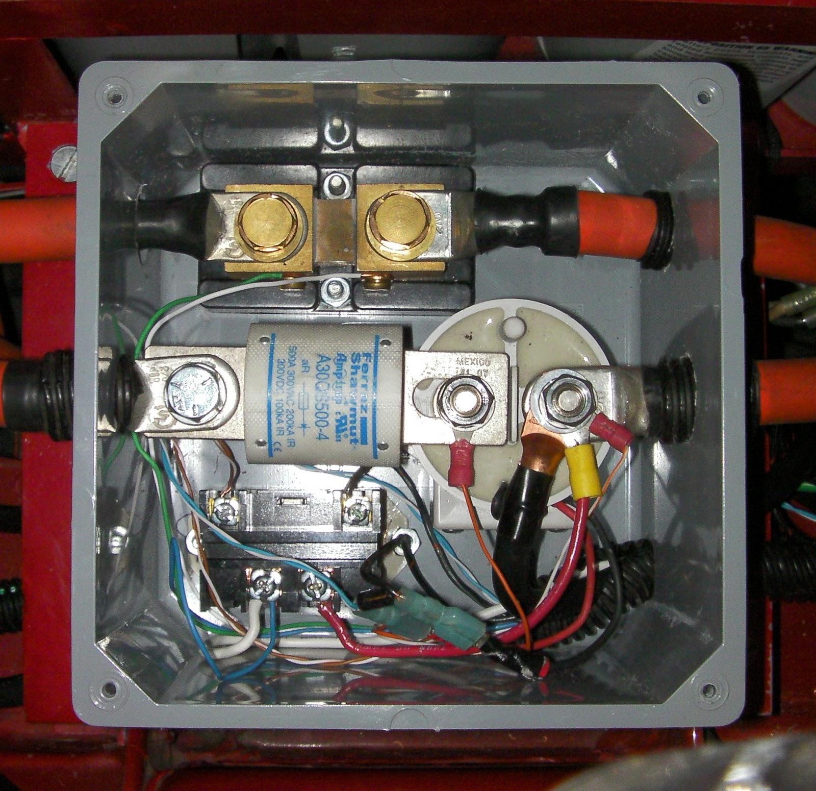 EV Miata - An Electric Miata Project: dead battery