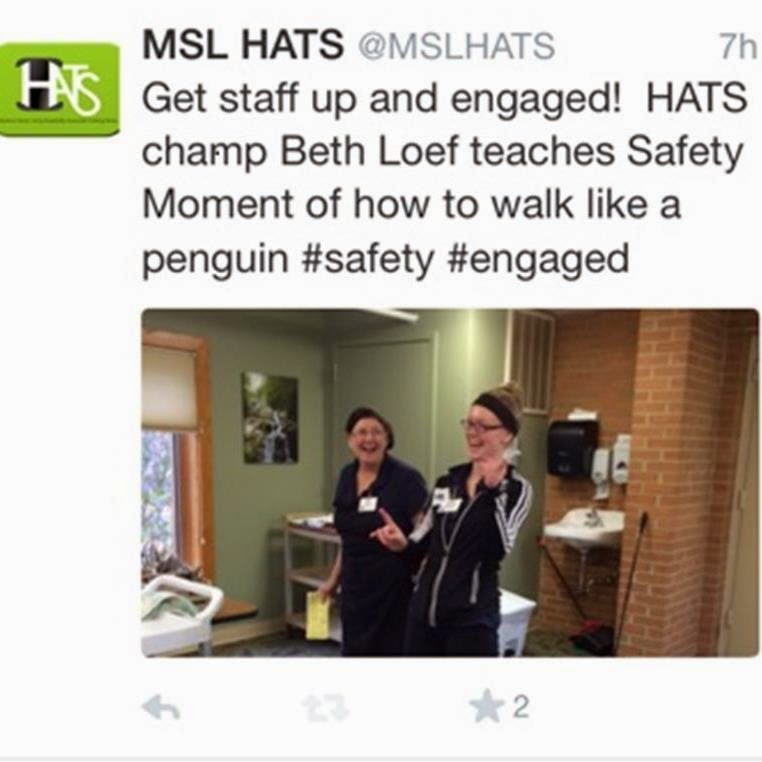 Be The Benchmark: MSLHATS competition on Twitter