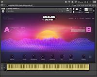 Download  Analog Dreams v2.0.3 KONTAKT Library