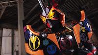 Kamen Rider Saber Ghost Ijinroku