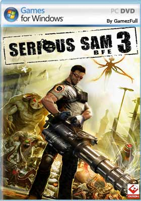 Serious Sam 3 BFE PC Full Español | MEGA