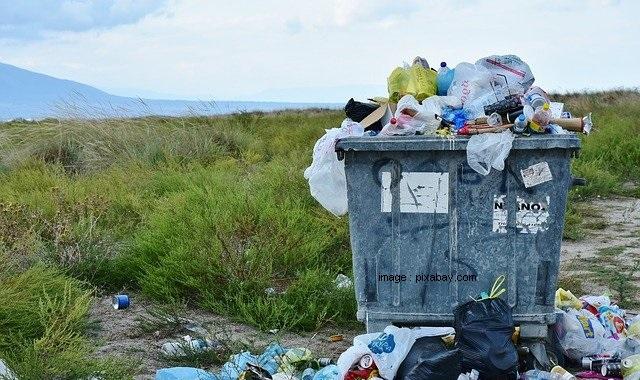 Belajar Disiplin Membuang Sampah pada Tempatnya Sejak Usia Dini