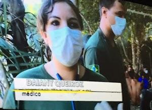 Profissão Repórter mostra o trabalho de médica guajaramirense na Amazônia