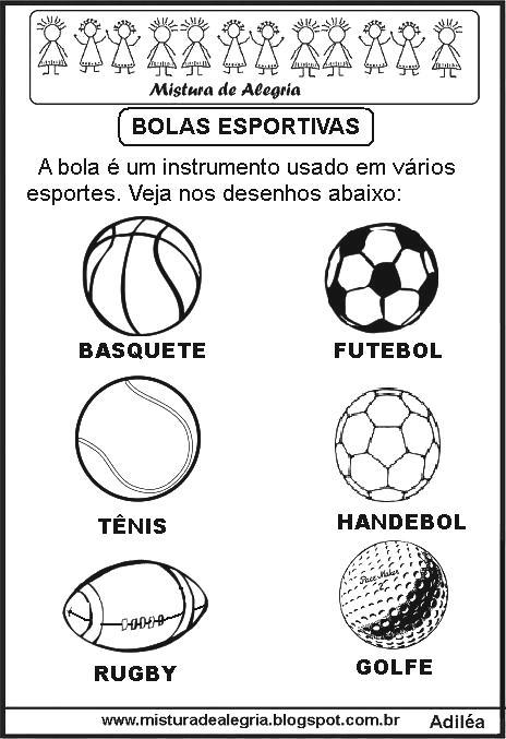atividades com as letras dos nomes jogos olÍmpicos esportes