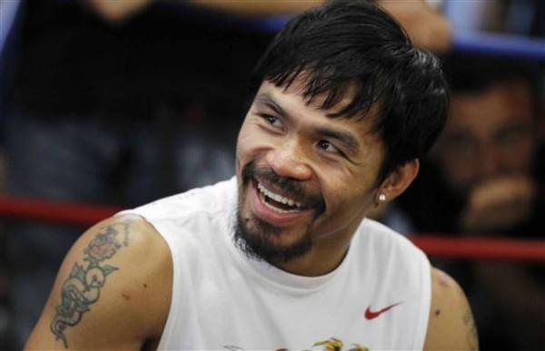 Imagen 10 curiosidades de Manny Pacquiao