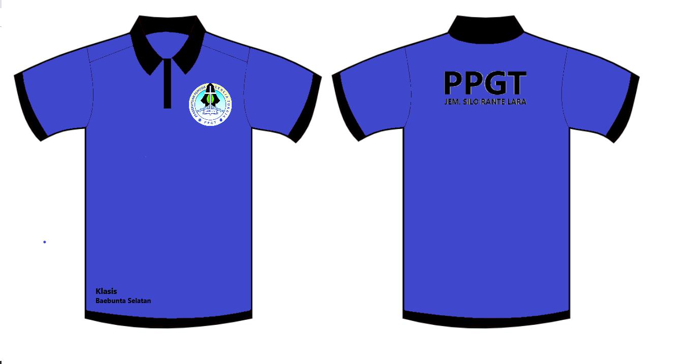 Cara Desain Baju Polo PPGT