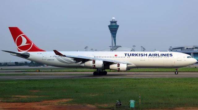 Turkish Airlines TC-JDM Airbus A340-300 - Namı diğer; Deli Mayk