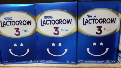 Macam-Macam Susu Lactogrow untuk Sesuai Usia Si Kecil