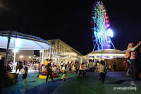 ferris wheel aeon mall cakung