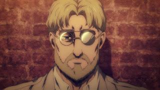 進撃の巨人アニメ第4期   ジーク・イェーガー   Attack on Titan The Final Season   Zeke Jager   Hello Anime !