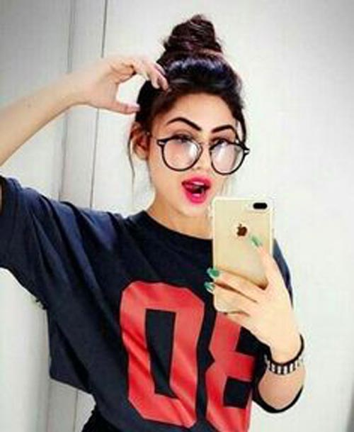 facebook profile pic for girls attitude