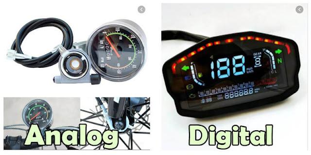 Pengertian dan perbedaan sistem analog digital