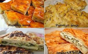 Borek  les meilleures recettes