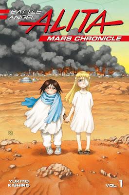 Alita Mars Chronicle recensione