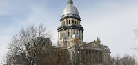 Illinois State House (Credit: Wikimedia) Click to Enlarge.