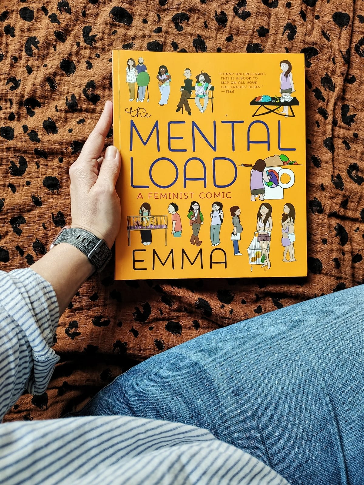 The Mental Load - A feminist comic by EMMA