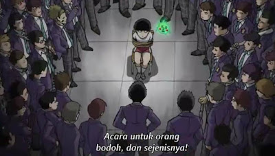 Mob Psycho 100 Episode 04 Subtitle Indonesia