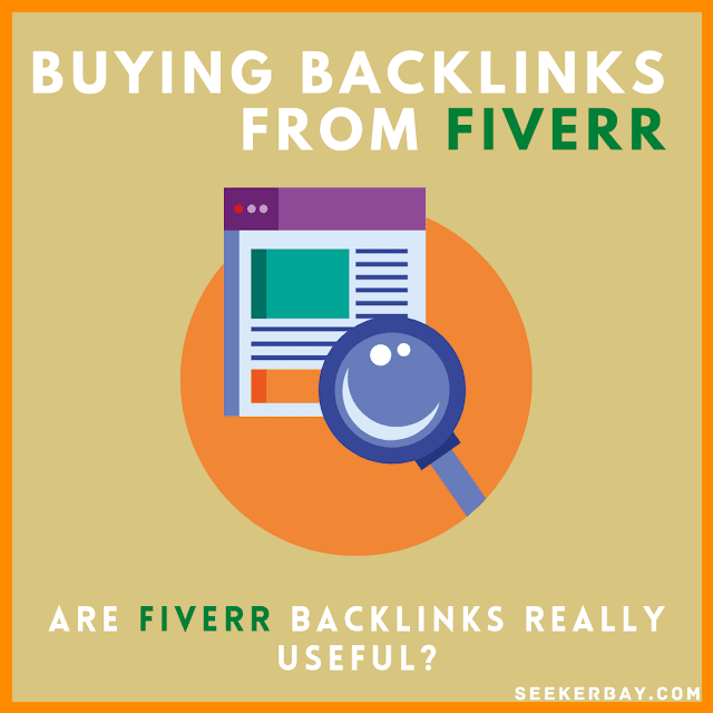 Fiverr Backlinks Review: Never Buy Them (Personal Experience)