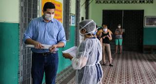 77% dos municípios cearenses já cadastraram vacinadores contra a Covid-19