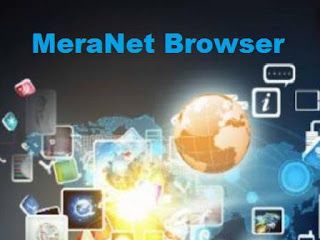 MeraNet Unlimited Browser Untuk Pengguna Tri dan Telkomsel