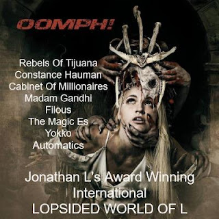 Mar2 Lopsided World of L - RADIOLANTAU.COM