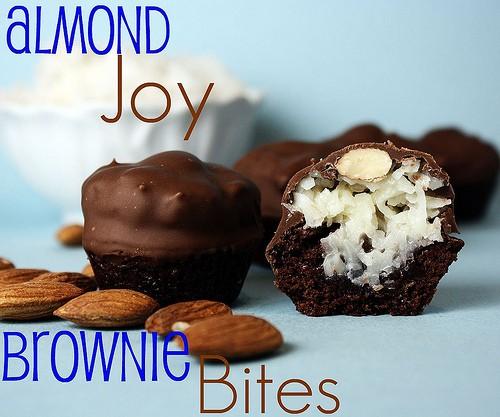 Cookbook Almond Joy Bites