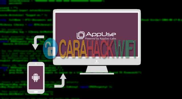 AppUse android hack tools
