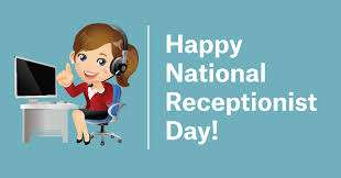 National Receptionists Day Wishes For Facebook