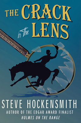 Guest Blog by Steve Hockensmith and Giveaway - May 20, 2011