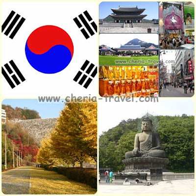 Paket Seru Korea Special Plus Everland